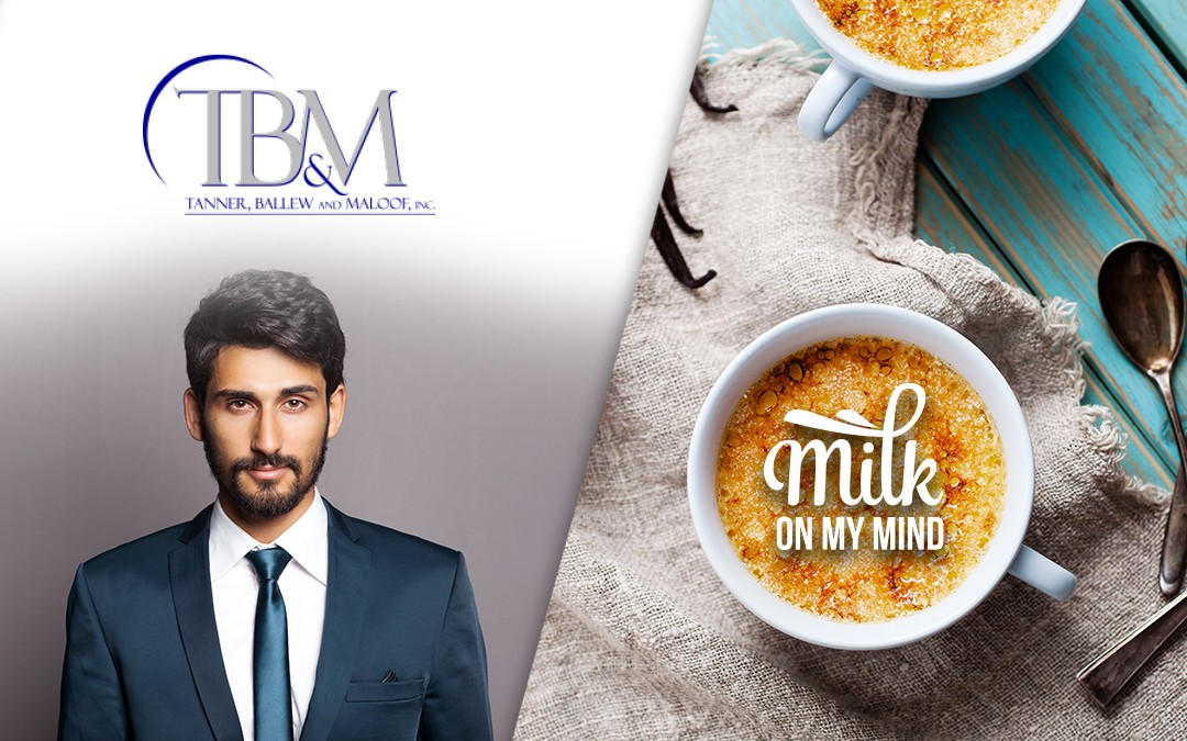 TBM Joins Milk on My Mind on The Partnership's Client Roster