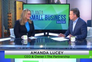 Atlanta Small Business Show Interviews Amanda Lucey