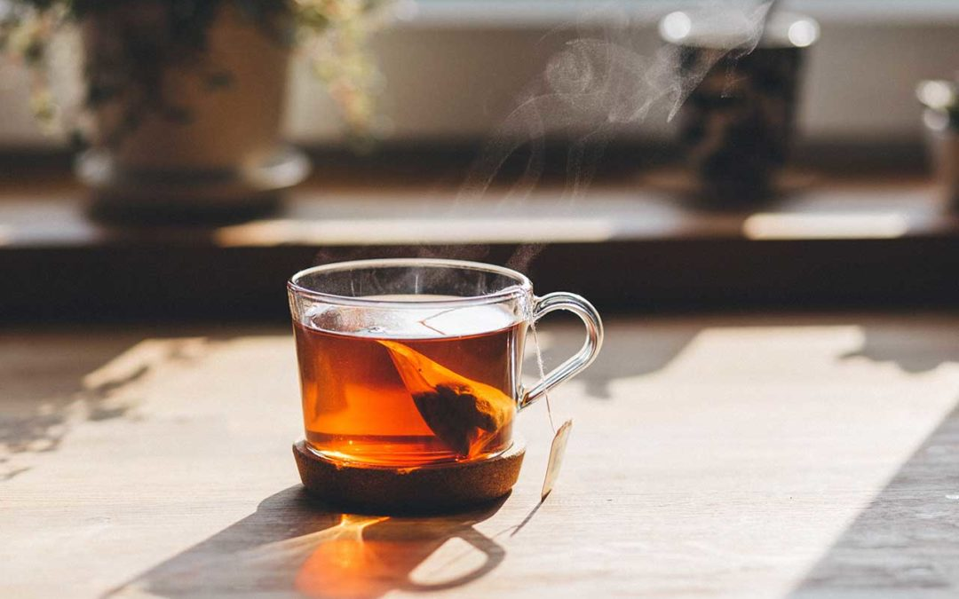 Brew a Cup, Sit back and Relax for National Tea Month